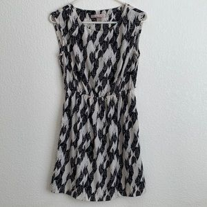 Forever 21 Feather Print Mini Dress